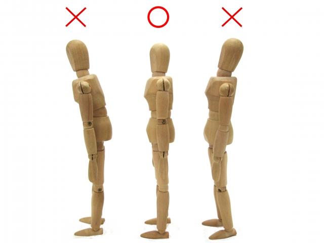 椎間板ヘルニアは上半身の歪みが原因