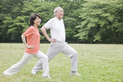 膝痛から解放されると運動も楽しめます