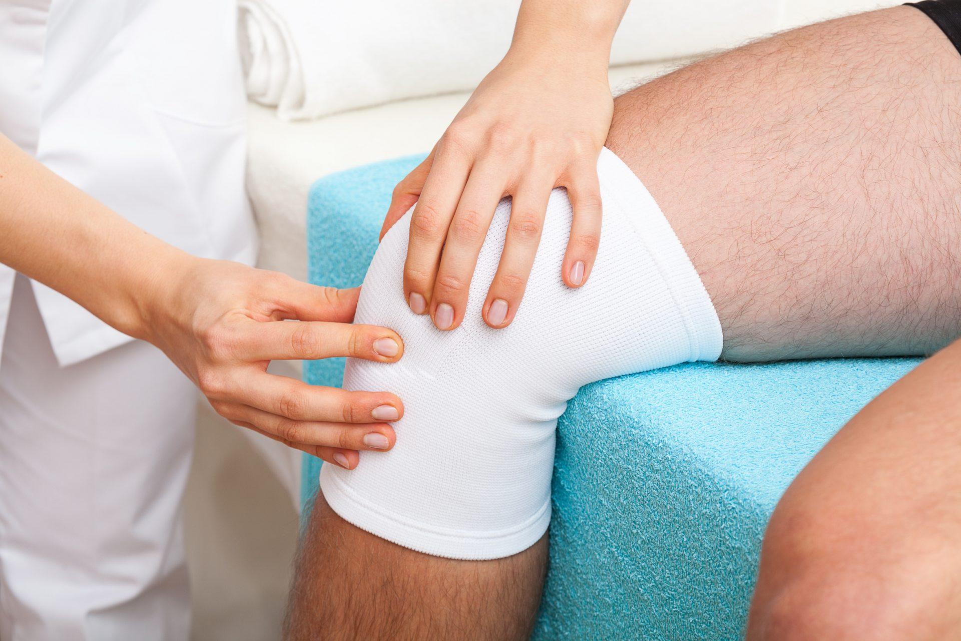 施術で根本から膝痛を改善しましょう